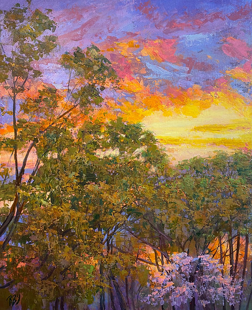 Garnet Sunset