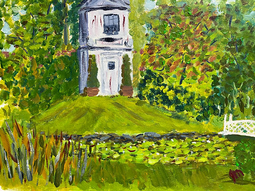William Paca Garden #2