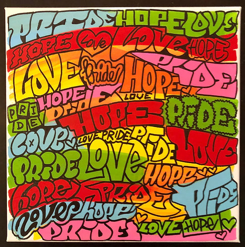 Hope, Pride, and Love