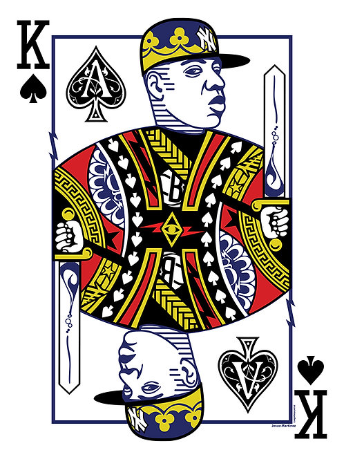 Jay Z, King of Spades
