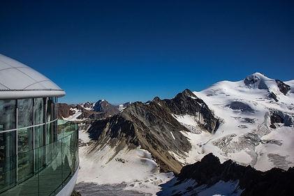 Pitztaler Gletscher 3440 im Sommer