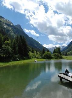 Bergbadesee Stillebach