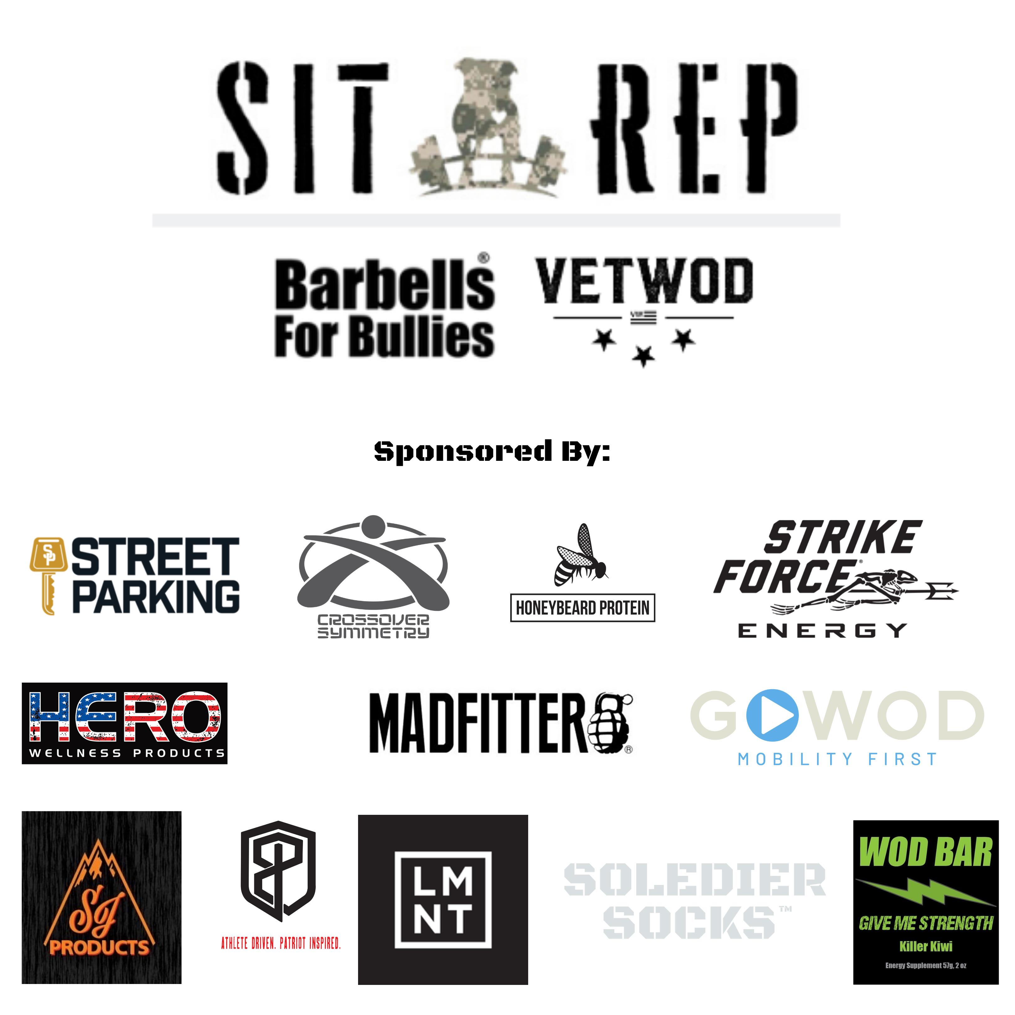 Sit Rep 2020 Sponsors