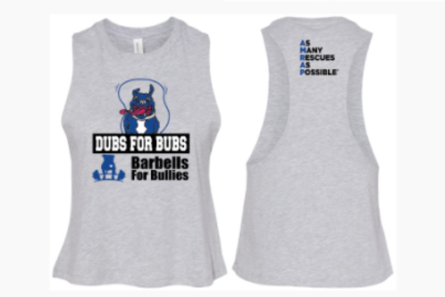 Dubs for Bubs - Crop Tank
