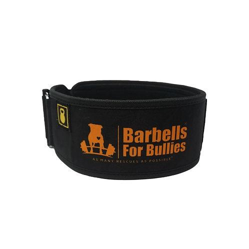 2POOD x Barbells For Bullies Belt