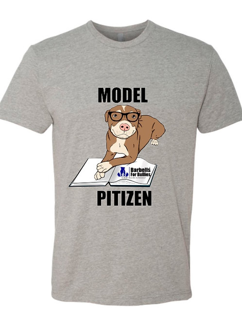 Model Pitizen -  Men's Tee
