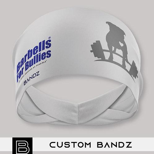 Barbells For Bullies Headband (B)