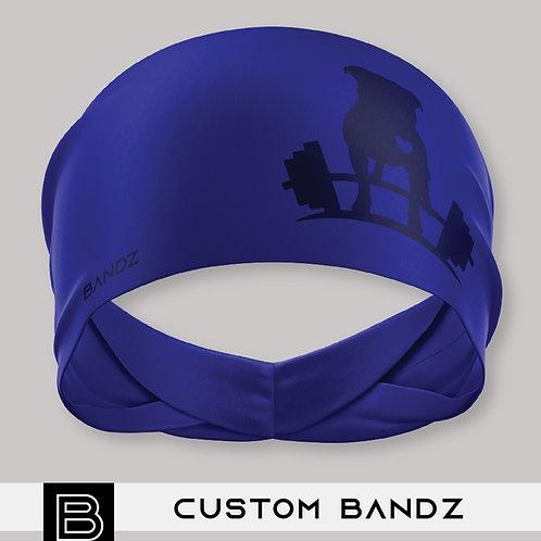 Barbells For Bullies Headband (C)