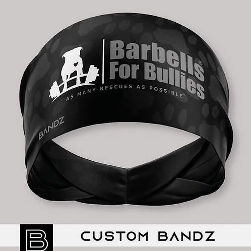 Barbells For Bullies - Headband (A)