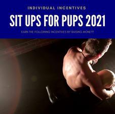 Sit Ups For Pups Individual Incentives V