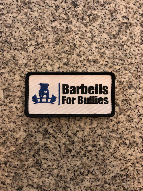 Barbells For Bullies Morale Patch