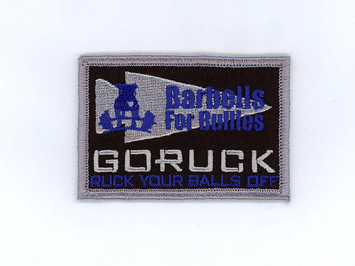 Ruck Your Balls Off Patch - EXCLUSIVE
