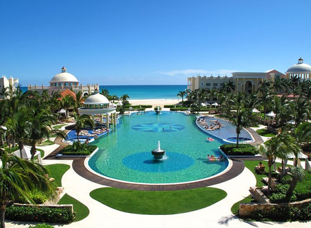 Iberostar Grand Hotel Paraiso: European Romance Meets Mexico