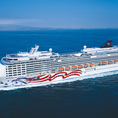 Comprehensive Review of Norwegian's Pride of America cruise