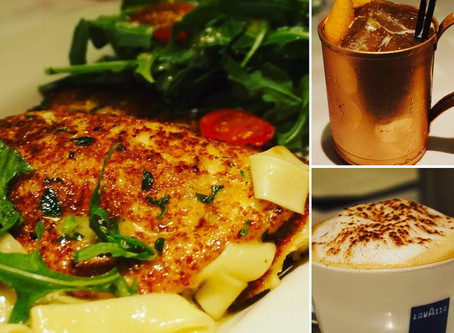 Maggiano's Little Italy: One of my favorite dining locations in Orlando