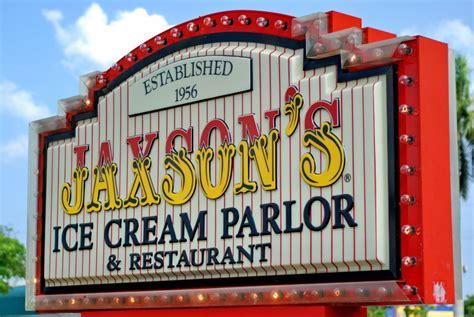 Jaxson's Ice Cream Parlor