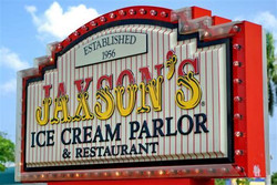 Jaxson's Ice Cream Parlor