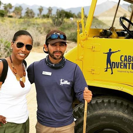 CABO ADVENTURES: Camel Safari Tour