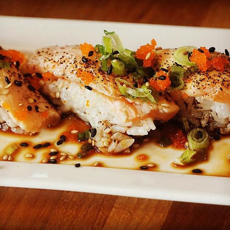 Kone Sushi: Asian food with Brazilian Flare