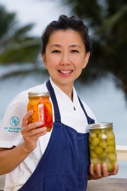 Chef Manlee Siu