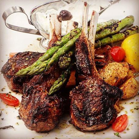 Poseiden Greek Restaurant & Outdoor Lounge: