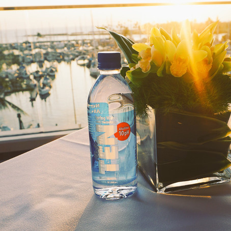 "TEN spring water: ""Always A Perfect 10"""