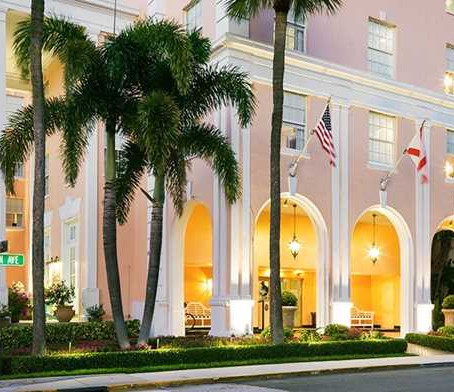 The Colony Palm Beach Has Renovated Its Entire Restaurant