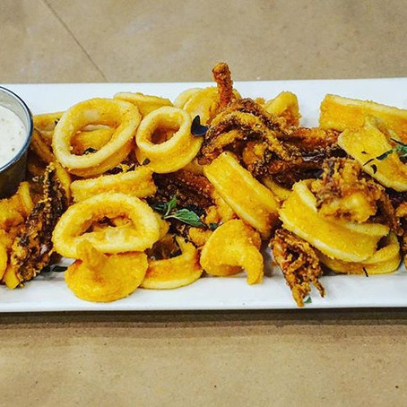 The Oliv Pit: Boca Raton's New Mediterranean Restaurant