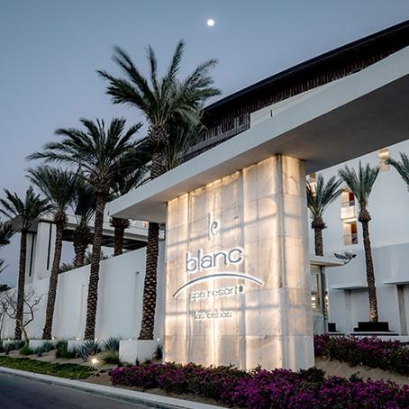 Le Blanc's Second Location Opens in Los Cabos, Mexico