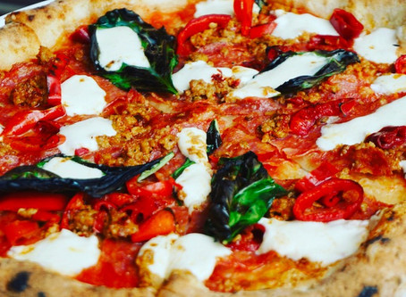 Midici The Neapolitan Pizza Company: Gourmet Pizza At Its Finest