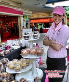 "Gourmet Goodies Bake Shop: Winner of the ""People's Choice Award"" for Best Cupcakes in"