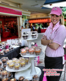 """Gourmet Goodies Bake Shop: Winner of the """"People's Choice Award"""" for Best Cupcakes in"""