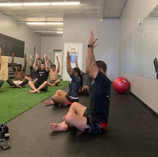 ELDOA/ Yoga/ Active Recovery