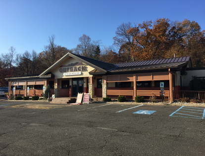 Outback Steakhouse Exterior Renovation - Greenbrook, NJ
