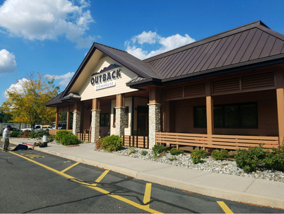 Outback Steakhouse Exterior Renovation - Hamilton, NJ