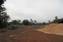 well and boundary wall start 2012.JPG