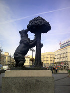 statue of bear and strawberry tree.jpg