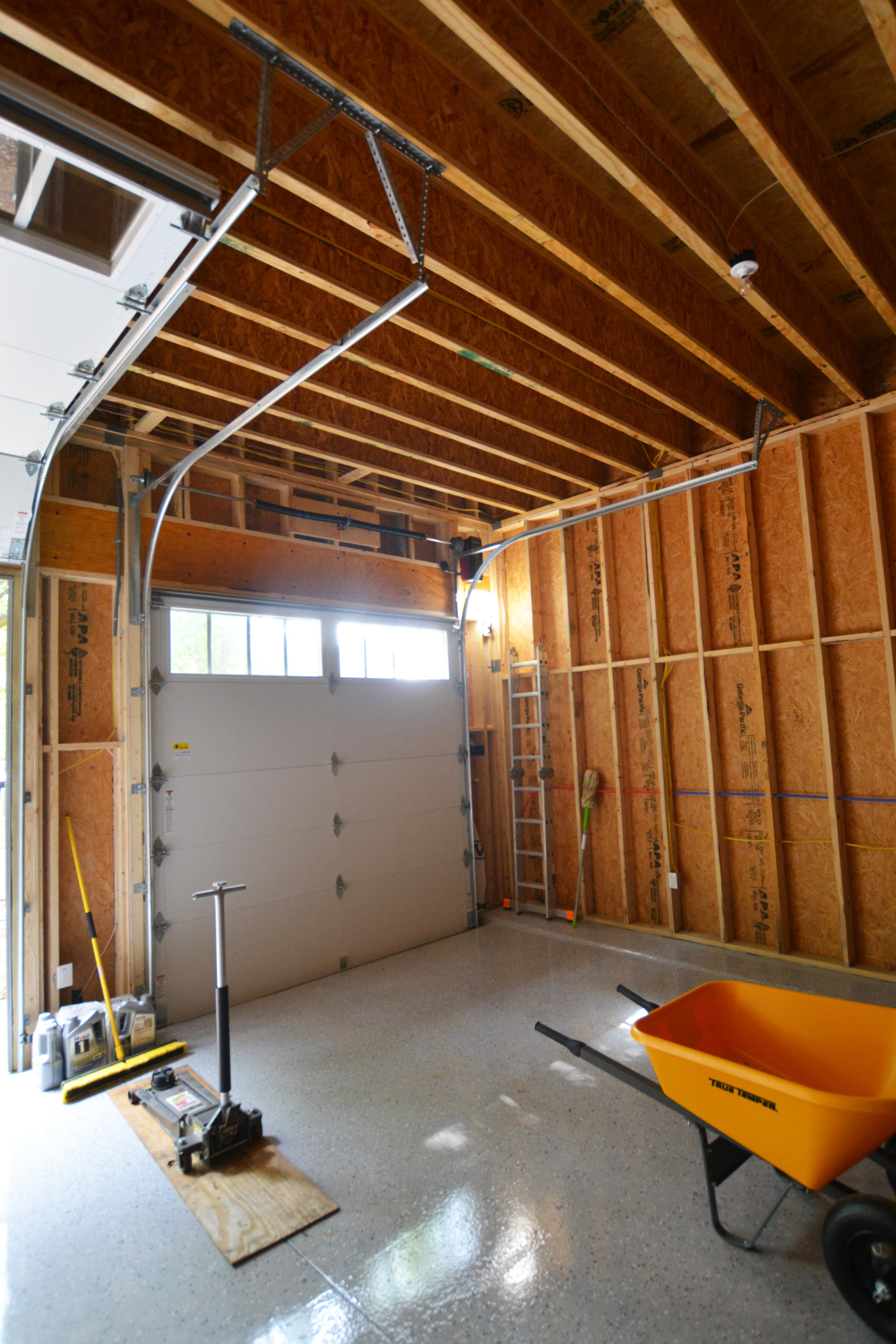 Detached Garage Result