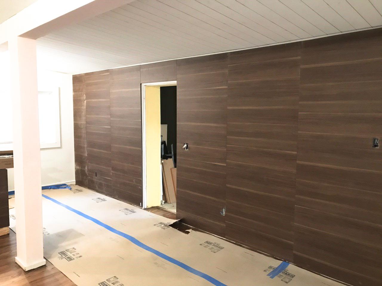 Progress Wall