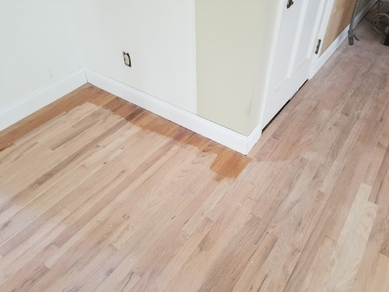 Fairfield Trace Floor Progress