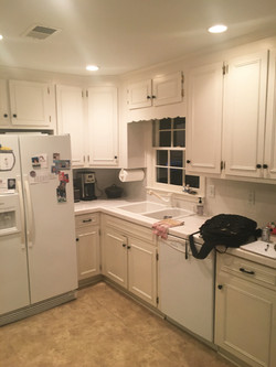 Stone Mill Kitchen - Before