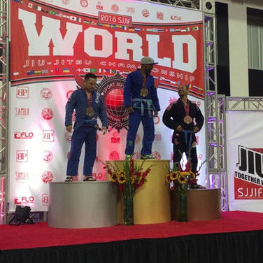 2016 SJJIF World Champion Ali Zachary