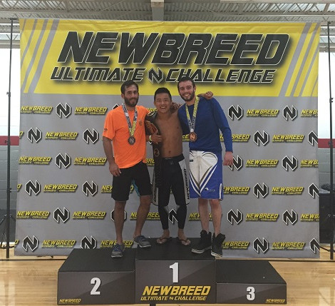 2017 New Breed Expert Division Champion