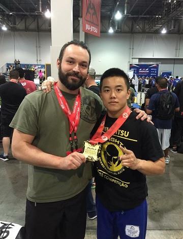 2015 American National Champion