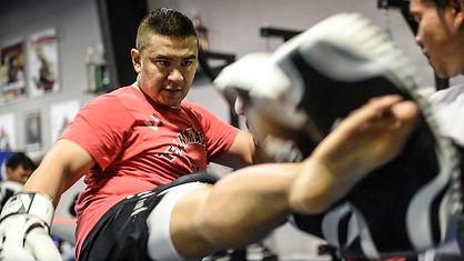 Muay Thai Las Vegas