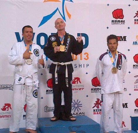 IBJJF World Champion Kelly Green