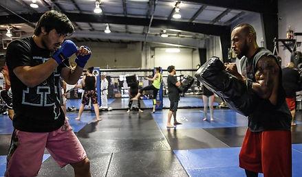 Kickboxing Las Vegas