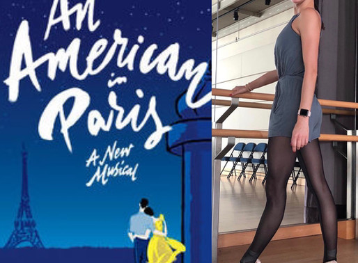AN AMERICAN IN PARIS ASIA TOUR