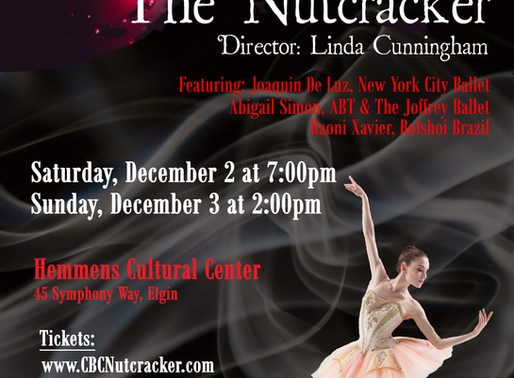 Chicago Ballet Conservatory Nutcracker