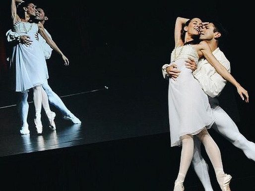 Gala Internacional de Ballet in Santiago, Chile
